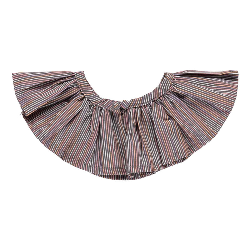 Columbine Collar Multi Color Ikat