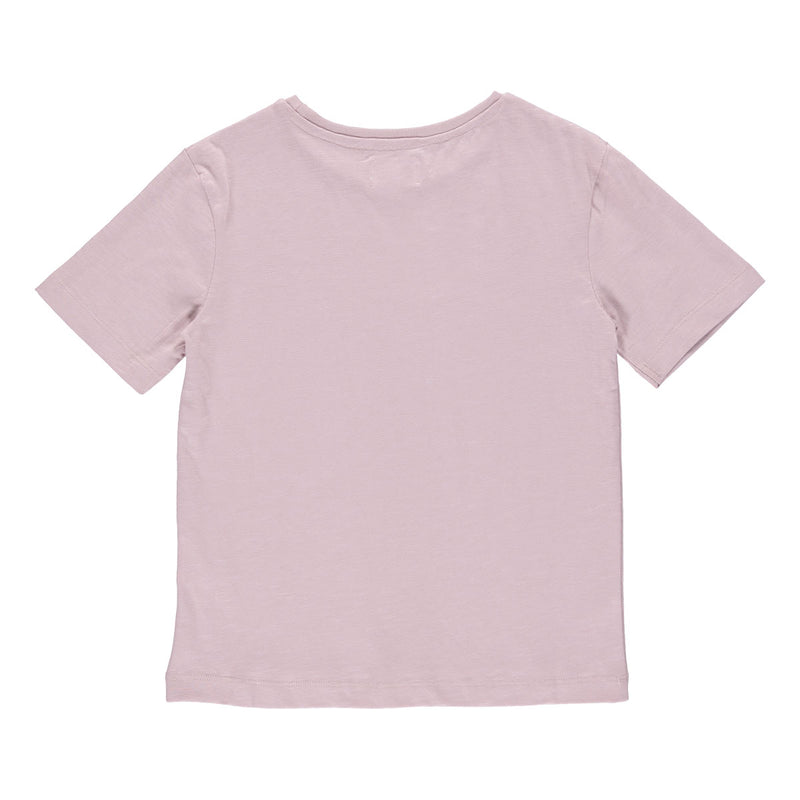 Jake statement T-Shirt burnished lilac