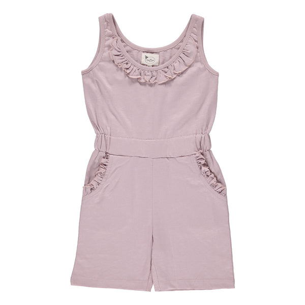 Mathilda jumpsuit burnished lilac