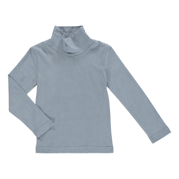 Lenny turtleneck sea green