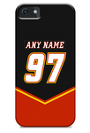 Calgary Flames 03-06 Alternate Jersey Phone Case