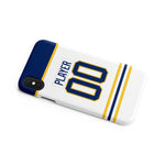 Buffalo Sabres 2008 Winter Classic Jersey Phone Case