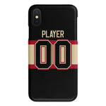 Chicago Blackhawks 2009 Winter Classic Jersey Phone Case