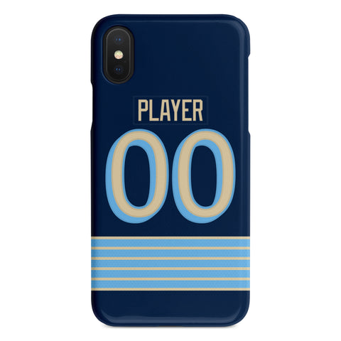 Pittsburgh Penguins 2011 Winter Classic Jersey Phone Case