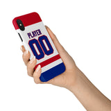 Washington Capitals 2011 Winter Classic Jersey Phone Case
