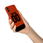 Philadelphia Flyers 2019 Stadium Series Jersey Phone Case