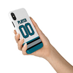 San Jose Sharks 91-97 Home Jersey Phone Case