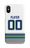Hartford Whalers 92-97 Home Jersey Phone Case