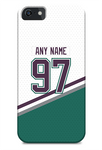 Anaheim Mighty Ducks 93-06 Home Jersey Phone Case