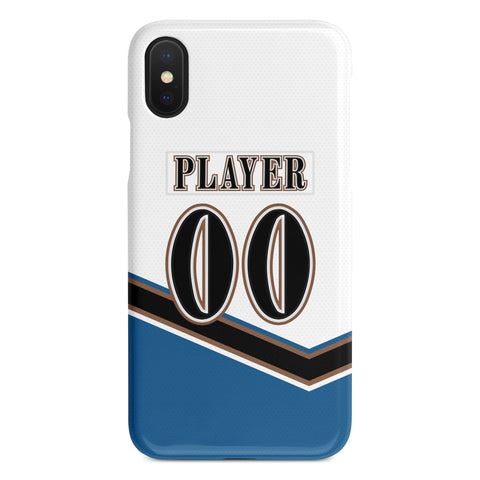 Washington Capitals 95-07 Home Jersey Phone Case