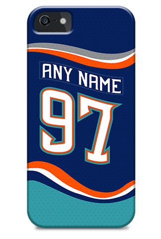 New York Islanders 95-98 Away Jersey Phone Case