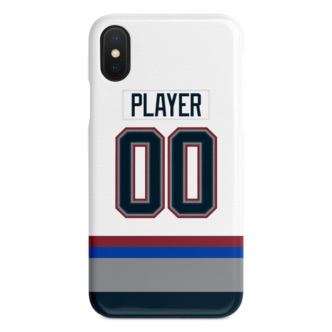 Vancouver Canucks 97-07 Home Jersey Phone Case