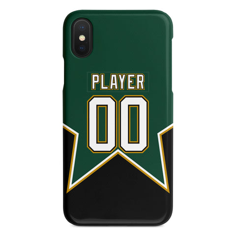 Dallas Stars 99-07 Away Jersey Phone Case