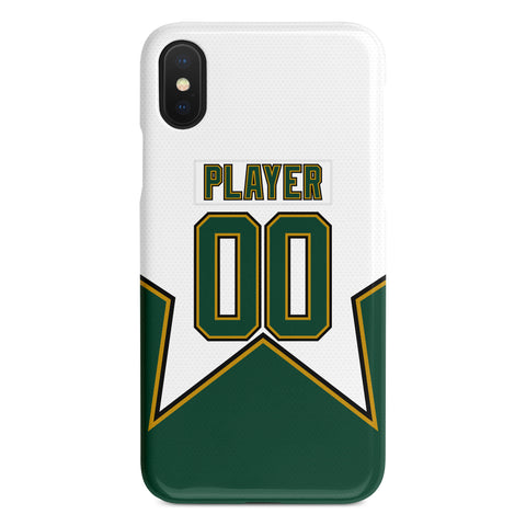 Dallas Stars 99-07 Home Jersey Phone Case