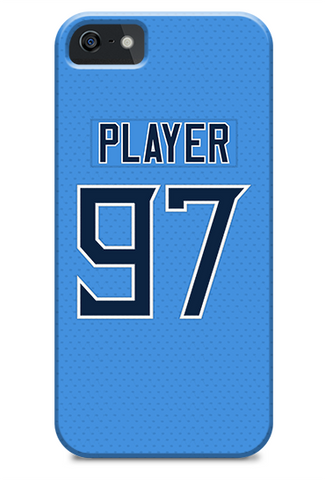 Tennnessee Titans Alternate Jersey Phone Case