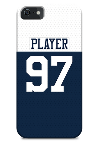 Dallas Cowboys Alternate Jersey Phone Case