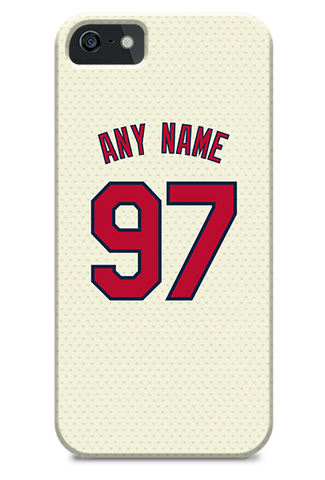 St. Louis Cardinals White Alternate Jersey Phone Case