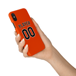 Baltimore Orioles Orange Alternate Jersey Phone Case