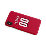 Cincinnati Reds Red Alternate Jersey Phone Case
