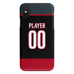 Carolina Hurricanes Alternate Jersey Phone Case