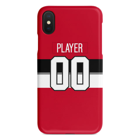 Ottawa Senators Alternate Jersey Phone Case