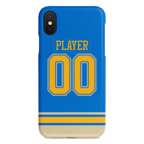St. Louis Blues Alternate Jersey Phone Case