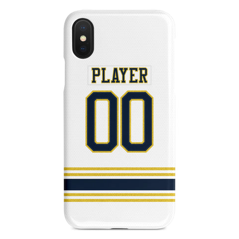 Buffalo Sabres Alternate Jersey Phone Case