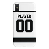 Los Angeles Kings Away Jersey Phone Case