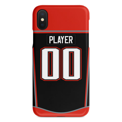 Rouyn-Noranda Huskies Away Jersey Phone Case