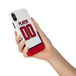 Washington Capitals Away Jersey Phone Case