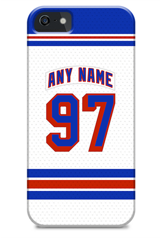 New York Rangers Away Jersey Phone Case