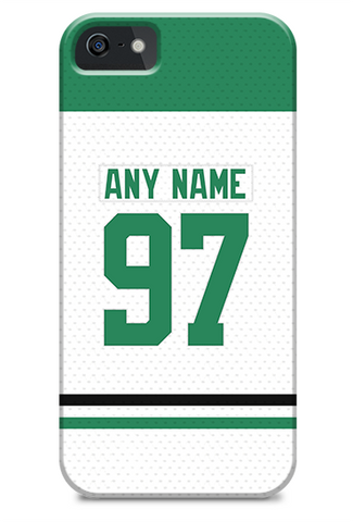 Dallas Stars Away Jersey Phone Case