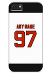 New Jersey Devils Away Jersey Phone Case