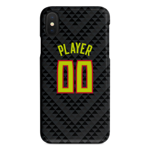 Atlanta Hawks Icon Jersey Phone Case