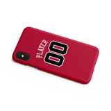 Chicago Bulls Icon Jersey Phone Case