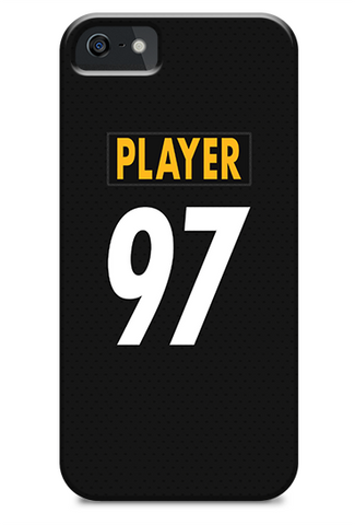 Pittsburgh Steelers Home Jersey Phone Case