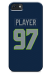 Seattle Seahawks Home Jersey Phone Case