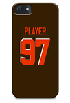 Cleveland Browns Home Jersey Phone Case