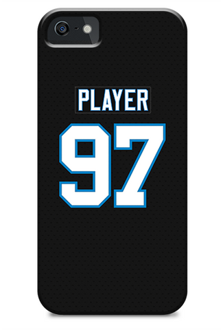 Carolina Panthers Home Jersey Phone Case