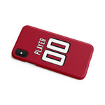 Atlanta Falcons Home Jersey Phone Case