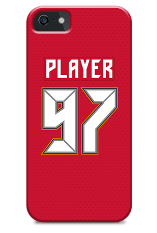 Tampa Bay Buccaneers Home Jersey Phone Case