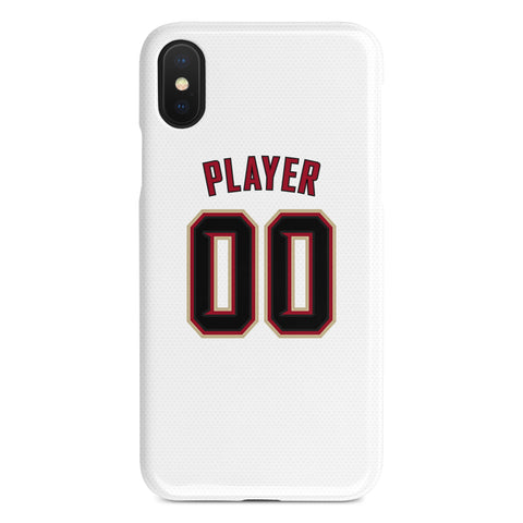 Arizona Diamondbacks Home Jersey Phone Case