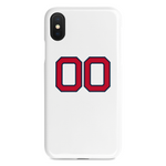 Boston Red Sox Home Jersey Phone Case