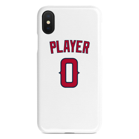 Los Angeles Angels Home Jersey Phone Case