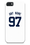San Diego Padres Custom Home Jersey Phone Case