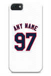 Cleveland Indians Custom Home Jersey Phone Case