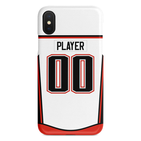 Rouyn-Noranda Huskies Home Jersey Phone Case