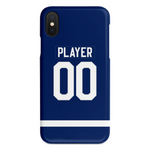 Toronto Maple Leafs Home Jersey Phone Case