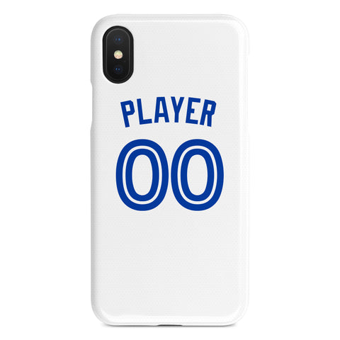 Toronto Blue Jays Home Jersey Phone Case