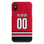 Carolina Hurricanes Home Jersey Phone Case